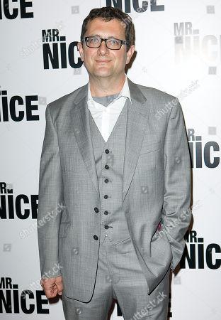 Bernard Rose British director Bernard Rose arrives at a central London cinema for the UK premiere of Mr Nice