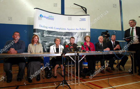 Editorial picture of Britain Northern Ireland Claudy Bomb Report, Claudy, Gbr Xni