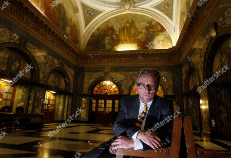 David James Smith David James Smith author of the book 'Supper with the Crippens' poses for a photograph in the Grand Hall at The Old Bailey in London, . Smith delivered a lecture in Court One, 100 years after American Hawley Crippen was found guilty of murdering his wife Cora