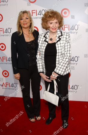 Kathryn Daley and Patricia Barry