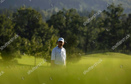 Peter Lawrie Peter Lawrie from Ireland looks on during the PGA European Tour 2010 Czech Open golf tournament in the north east village of Celadna, Czech Republic, . Lawrie shared second place