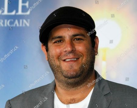 """Kevin Asch U.S. director Kevin Asch poses for photographers during a photocall for the film """" Holly Rollers """" at the 36th American Film Festival, in Deauville, Normandy, France"""