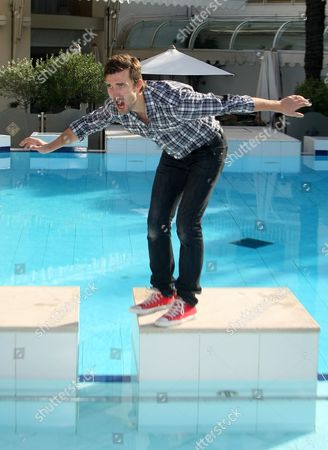 "Lucas Bryant US Canadian actor Lucas Bryant poses for photographers during the 26th MIPCOM (International Film and Programme Market for Tv, Video, Cable and Satellite) in Cannes, southeastern France, . Lucas Bryant promotes the tv series ""Haven"