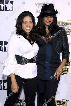 Salt N Pepa - Sheryl James and Sandy Denton