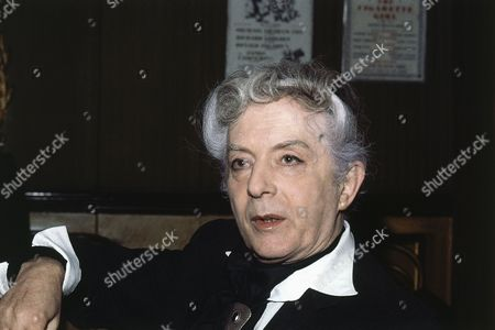 "British reactionary author and actor Quentin Crisp, pictured in 1978, during a news conference in connection with his play, performed at a London Theater, United Kingdom. Quentin Crisp's new book is titled ""The Naked Civil Servant"
