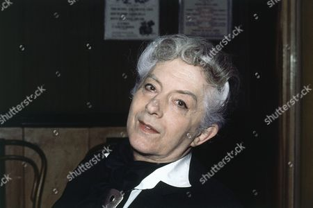 "British reactionary author Quentin Crisp, pictured in 1978, during a news conference in connection with his play, performed at a London Theater, United Kingdom. Quentin Crisp's new book is titled ""The Naked Civil Servant"