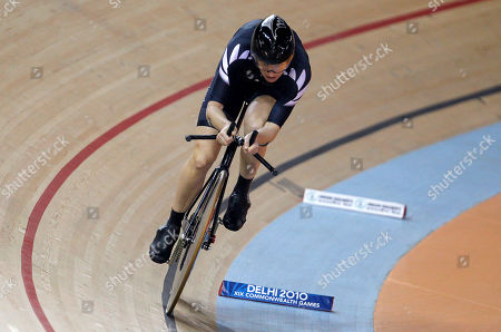 Alison Shanks New Zealand's Alison Shanks competes in the final on her way to a gold in the women's individual pursuit during the Commonwealth Games at the Indira Gandhi Sports Complex in New Delhi, India