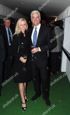 Editorial image of Alfred Dunhill Links Championship gala dinner, St Andrews, Scotland, Britain - 06 Oct 2007