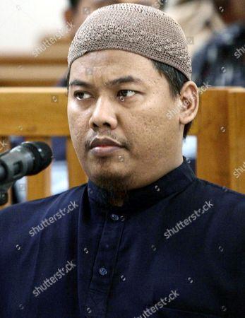 Editorial picture of Indonesia Terror Trial, Depok, Indonesia