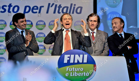 Editorial photo of Italy Politics, Bastia Umbra, Italy