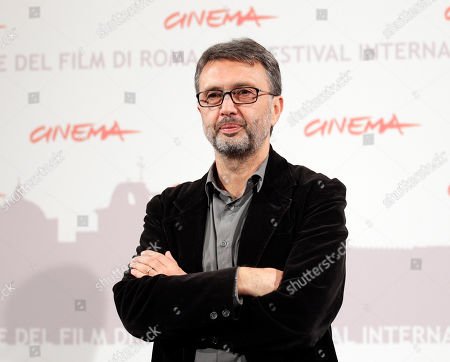 Guido Chiesa Director Guido Chiesa poses during the photo call for his movie Io Sono Con Te ( I Am with You ) during the Rome Film Festival at Rome's Auditorium