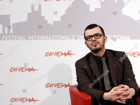 Editorial photo of Italy Rome Film Festival, Rome, Italy