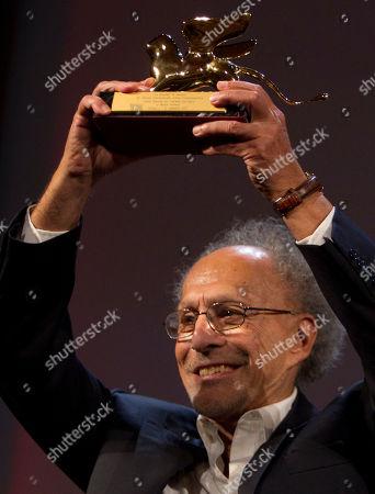 Editorial picture of Italy Venice Film Festival Award Ceremony, Venice, Italy