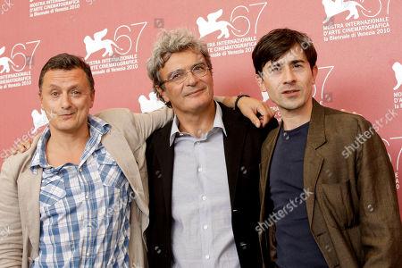 Editorial image of Italy Venice Film Festival Noi Credevamo Photo Call, Venice, Italy
