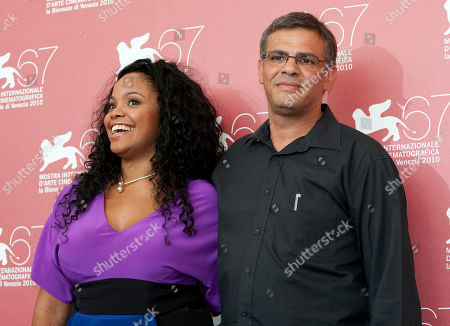 Yahima Torres, Abdellatif Kechiche Actress Yahima Torres and director Abdellatif Kechiche pose during the photo call for the film Venus Noire at the 67th edition of the Venice Film Festival in Venice, Italy