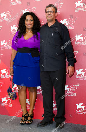 Editorial picture of Italy Venice Film Festival Venus Noire Photo Call, Venice, Italy