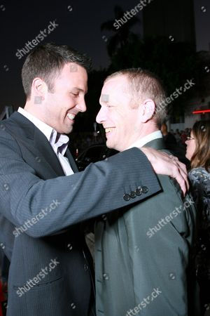 Editorial image of 'Gone Baby Gone' film Premiere, Los Angeles,  America - 08 Oct 2007