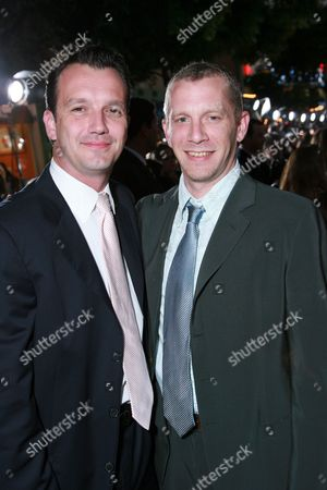 Producer Sean Bailey and Writer Aaron Stockard