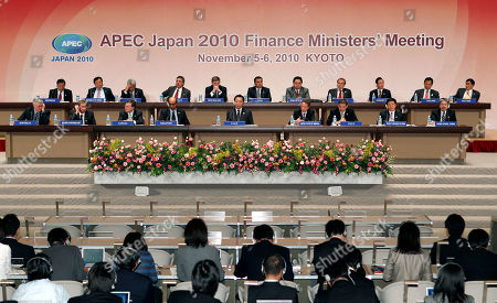 Editorial picture of Japan APEC Finance Ministers Meeting, Kyoto, Japan