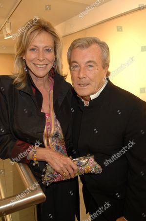Lorraine Ashton and Terry O'Neill