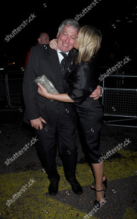 Patsy Kensit and Jerry Judge
