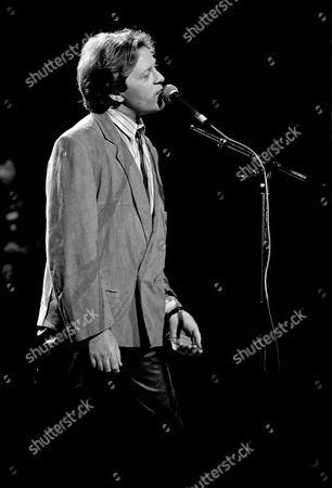 Umberto Tozzi, Cannes, France - Jan 1983