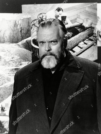 Orson Welles Orson Welles in an undated photo