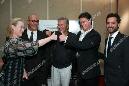 Editorial photo of 'Rendition' film premiere, Los Angeles, America - 10 Oct 2007
