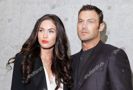 Editorial picture of People-Megan Fox, Milan, Italy