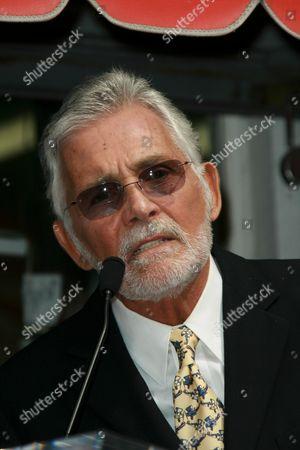 Stock Photo of David Hedison
