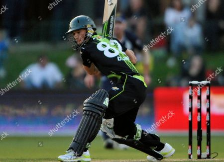 David Jacobs Warriors David Jacobs bats during their Champions League Cricket match against Victoria in Port Elizabeth, South Africa