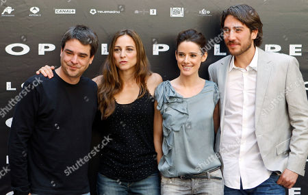 Andrucha Waddington, Alberto Ammann, Leonor Watling, Pilar Lopez de Ayala