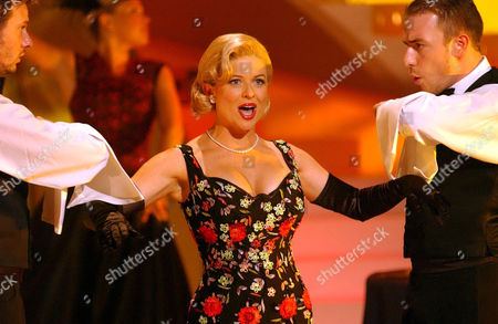 'Stars In Their Eyes' Soap Star Special  TV - 2004 - Emmerdale's Emily Symons as Rosemary Clooney.