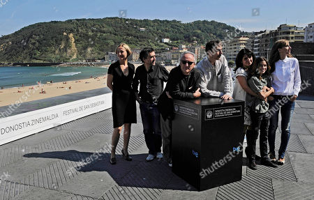 Editorial photo of Spain San Sebastian Film Festival, San Sebastian, Spain