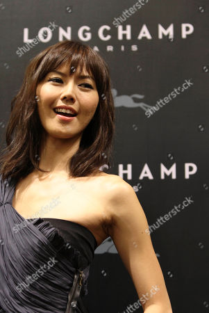 Stefanie Sun Singapore pop star Stefanie Sun poses during French luxury goods company Longchamp's opening of the Taiwan flagship store in the Taipei 101 building in Taipei, Taiwan