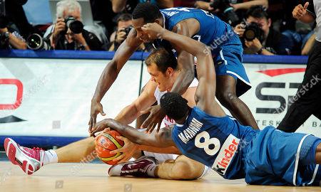 Editorial photo of Turkey France Turkey Basketball Worlds, Istanbul, Turkey