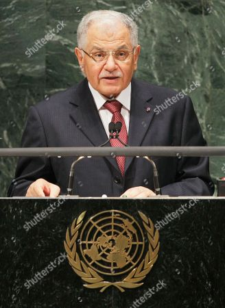 Kamel Morjane Kamel Morjane, Foreign Minister of Tunisia, addresses the 65th session of the United Nations General Assembly at U.N. headquarters, in New York