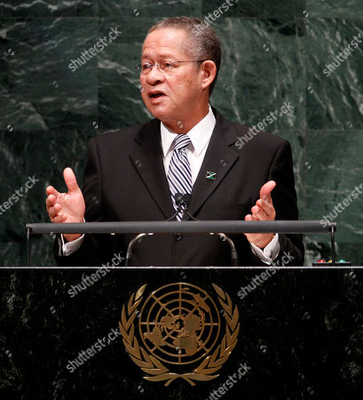 Editorial photo of UN General Assembly, Xun