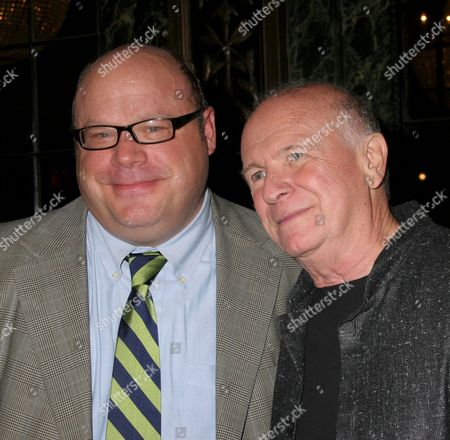 Kevin Chamberlin, Terrence McNally