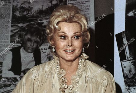 Stock Photo of Hungarian-born American actress Zsa Zsa Gabor is shown. Attorneys for Zsa Zsa Gabor's daughter and husband are due in a Los Angeles court Wednesday to argue whether the ailing actress needs a conservatorship. Constance Francesca Hilton is asking a judge to oversee her mother's care and has raised concerns about her finances and medical treatment. Gabor's husband of 25 years, Frederic von Anhalt, is asking a judge to reject Hilton's petition and says he has provided his wife the best possible care