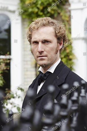 Stock Photo of Sam Hoare as James Robinson