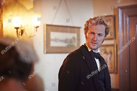 Stock Image of Sam Hoare as James Robinson
