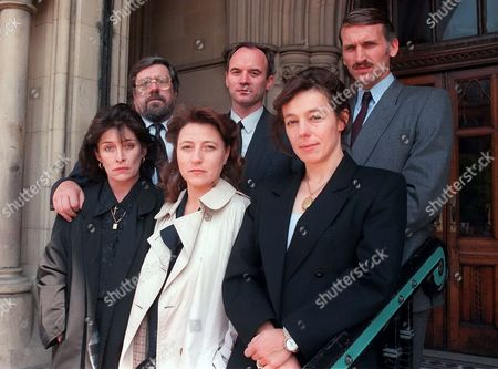 'Hillsborough' - 1996  Ricky Tomlinson and Rachel Davies, Mark Womack and Tracey Wilkinson, Christopher Eccleston and Annabelle Apsion