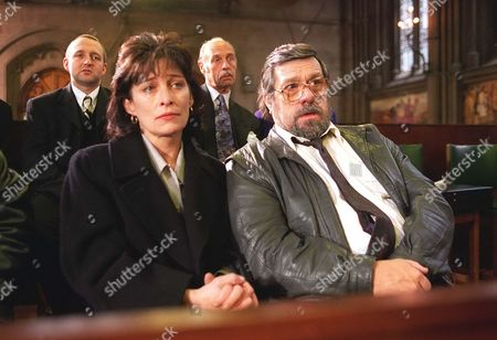 'Hillsborough' - 1996  Ricky Tomlinson and Rachel Davies