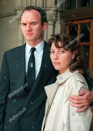 'Hillsborough' - 1996 Eddie Spearritt [Mark Womack] and Jan Spearritt [Tracey Wilkinson]