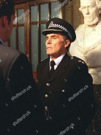 'Hillsborough' - 1996  Chief Superintendent David Duckenfield [Maurice Roeves] the police officer in charge on the day.