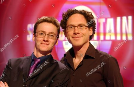 'Stand up Britain' - 1990's Ed Byrne and David Bloom