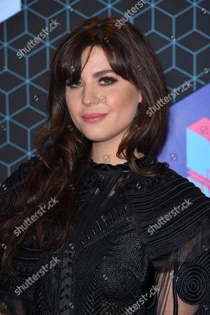 Editorial picture of MTV Europe Music Awards, Rotterdam, Netherlands - 06 Nov 2016