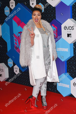 Editorial image of MTV Europe Music Awards, Rotterdam, Netherlands - 06 Nov 2016