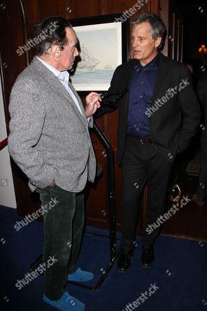 Dan Hedaya and Viggo Mortensen